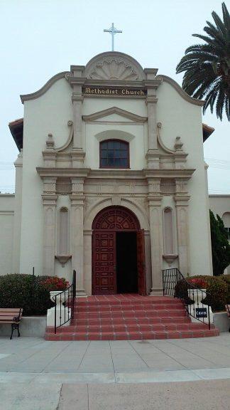 La Jolla United Methodist Chapel